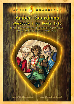 Amber Guardians Series Workbook
